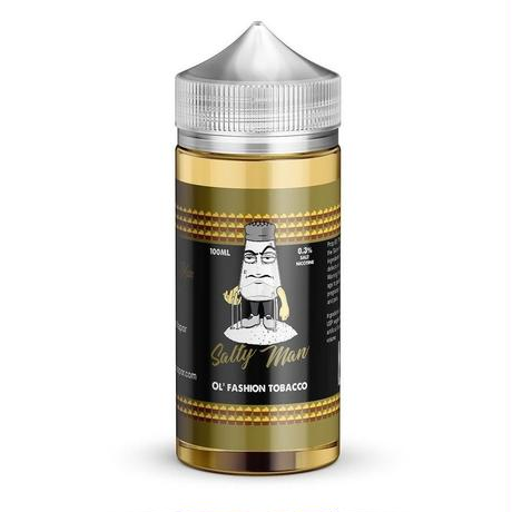 【スイーツ】Salty Man Vapor  全4種 100ml