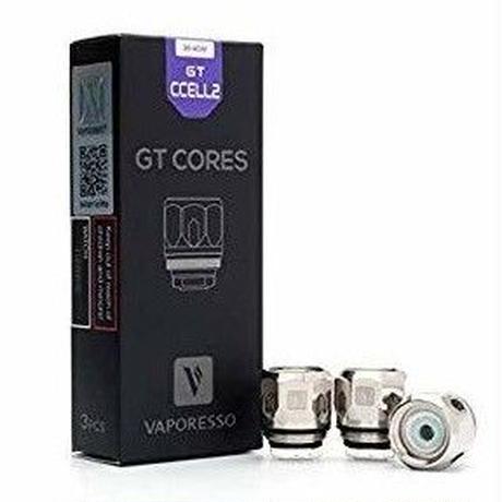 【交換用コイル】Vaporesso アーマープロ Armour Pro GT CCELL2コイル 0.3Ω セラミックコイル 3個入り
