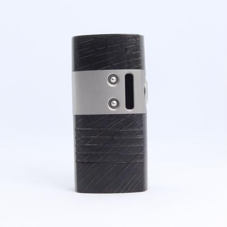 Mellody Box Mod V2 ハンドメイド スタビライズドウッド 18650 バッテリーDNA60 chip sn314