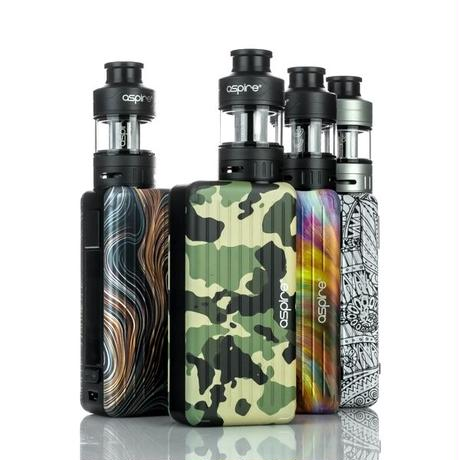 ASPIRE PUXOS 100W 21700 バッテリー付  爆煙 スターターキット