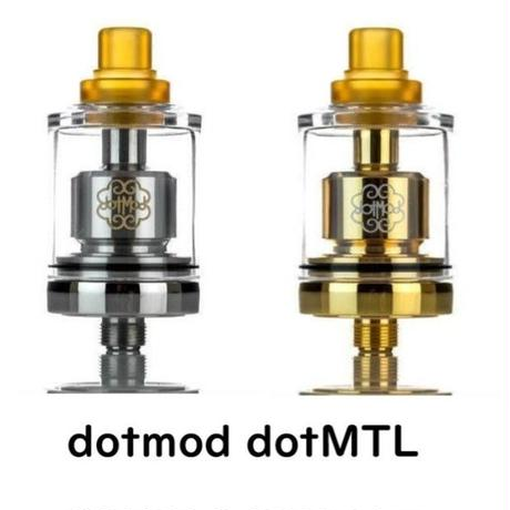 HATMAN S Mini 20W × dotmod dotMTL RTA 22mm