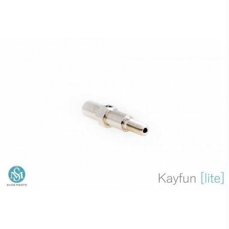 Kayfun [lite] XSセンターピン カスタムパーツ MTL化
