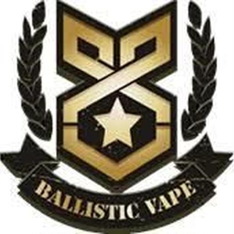 コーヒ―×フレーバーならバリスティック♪BALLISTIC BLACK  by BALLISTIC VAPE 60ml