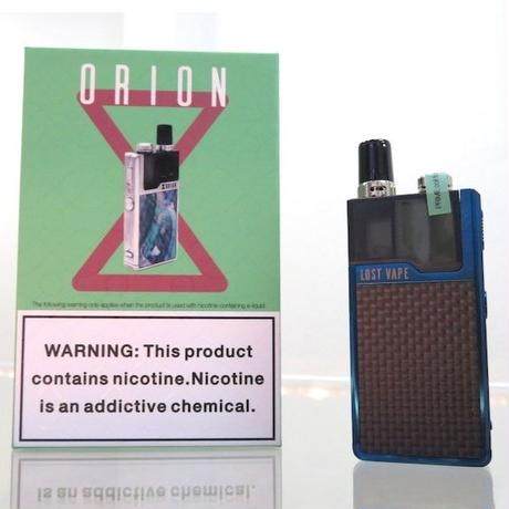 ORION  /  BLUE / LOST VAPE