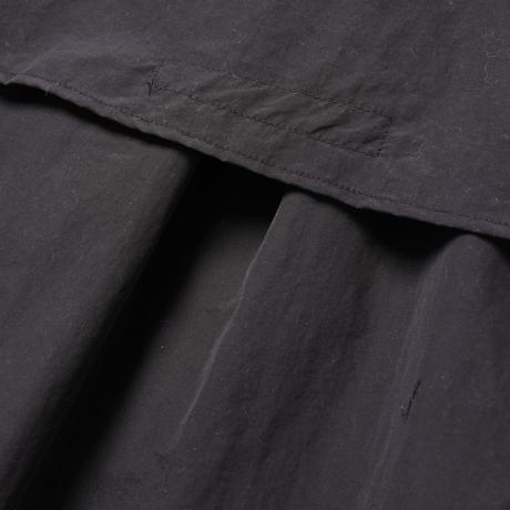 LAYER SHIRT / black