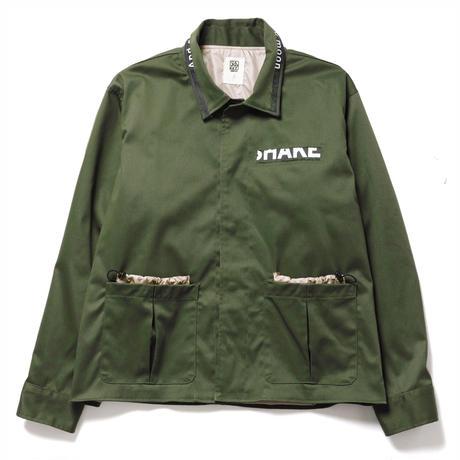 OUTSIDE JK / green