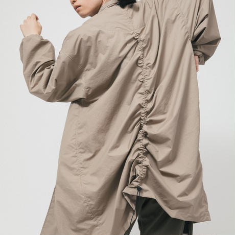 LONG COAT / beige