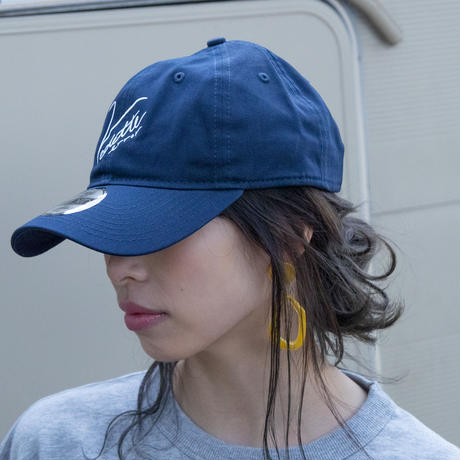 VEDETTE ERROR(ヴェデットエラー)LOGO CAP(Navy)