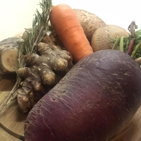 旬のお野菜セット8種類入り(Sサイズ)