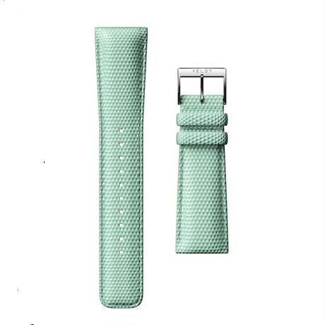 Option Belt - Leather Green