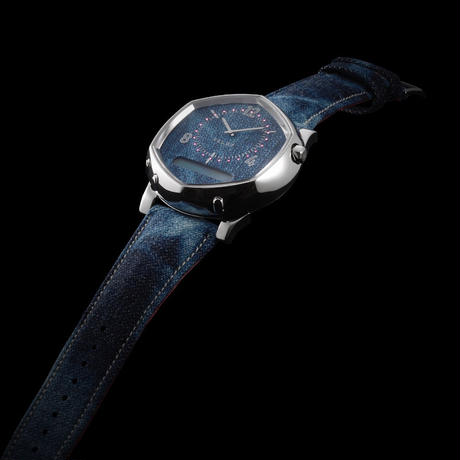 [SERENDIPITY] Model CX Indigo Sky