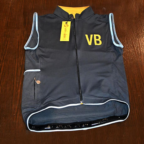 Verne Sleeveless Jersey Grey Limited Edition/ヴァーン ノースリーブジャージ グレー(VB-VerneGL-GY)