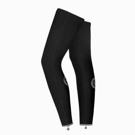VB Thermal Leg Warmers Black/Silver / VB サーマル レッグウォーマー黒/シルバー(秋冬用裏起毛) 男女兼用 VB-132N