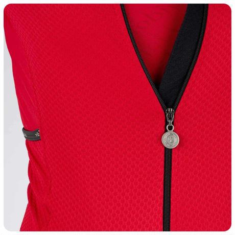 Velvet Light Short Sleeve Jersey/ヴェルヴェット ライト 半袖ジャージ 男女兼用(VB-VVJ)