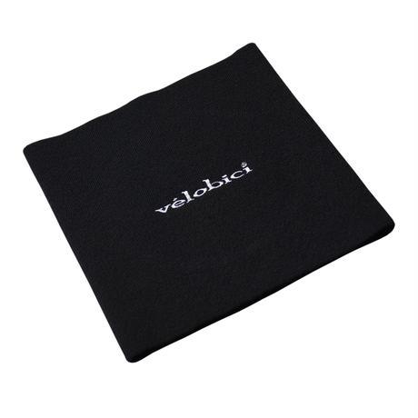Velobici Merino Wool Warm Collar Black / ヴェロビチ メリノウール ネックウォーマー黒 (VB-110)