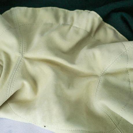 Vintage Velo Classics  Plain Merino Wool Shorts / 無地メリノウールショーツ(本革インナーパッド仕様)(VV-21822)