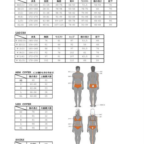 Factor Baselayer Grey / 4(Mens-M)(Womens-L)/172-178cm /ファクターコレクショングレーベースレイヤー男女兼用