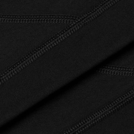 VB Reflective Leg Warmers/Black/Silver / VB リフレクティブ レッグウォーマー黒/シルバー(秋冬用裏起毛) 男女兼用
