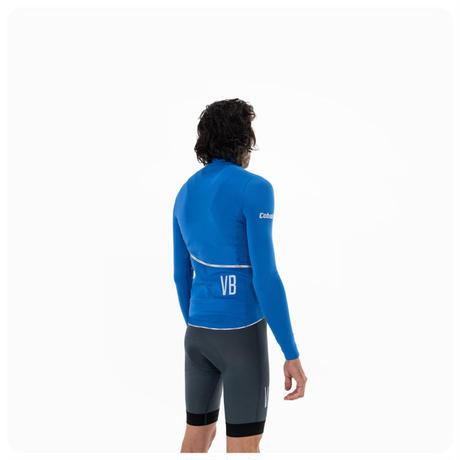 Cobalto Thermal Long Sleeve Jersey Mens & Womens  / コバルトサーマルジャージ  長袖 男女兼用(VB-1263)