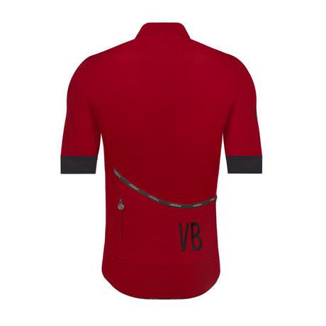 Velvet Thermal Short Sleeve Jersey / ヴェルヴェットサーマルジャージ  半袖 男女兼用VB-VVTJSS