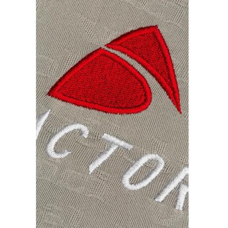 Factor Baselayer (Grey) Factor Collection /ファクターコレクショングレーベースレイヤー男女兼用
