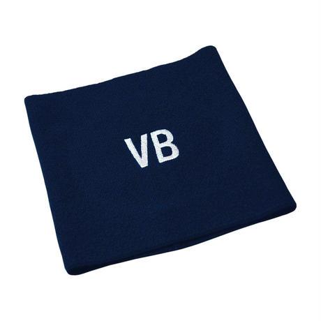 VB Merino Wool Warm Collar Navy / VB メリノウール ネックウォーマー紺色 (VB-109)