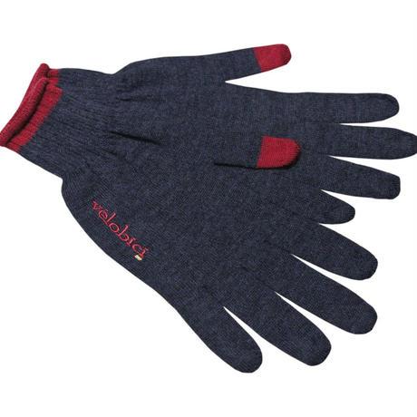 Velobici Thumb Tip Merino Gloves / ヴェロビチ サムティップ メリノウール グローブ(VB-123,125/W-124,126)