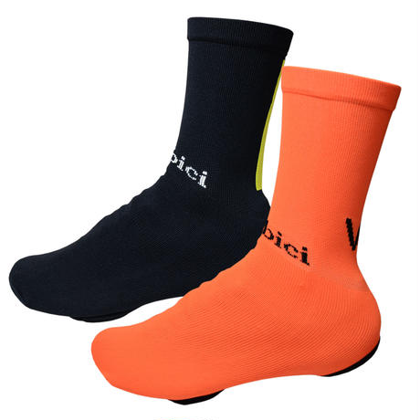VB Knitted Overshoes BK or Orange/ VB ニット シューカバー黒 or オレンジ(VB-231,232)