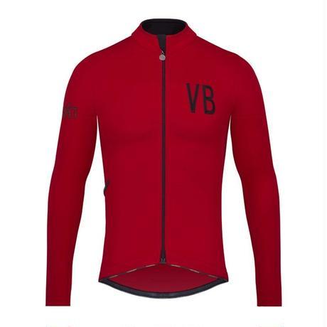 Velvet Thermal Long Sleeve Mens&Womens / ヴェルヴェットサーマルジャージ  長袖 メンズ&レディースVB-VVTJ