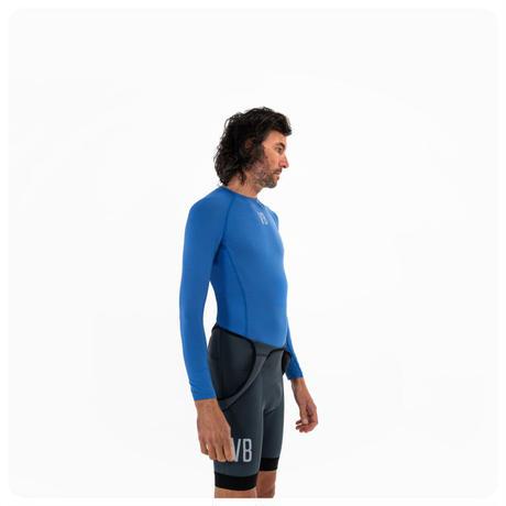 Cobalto Thermal Baselayer Long Sleeve / コバルトサーマル秋冬用長袖ベースレイヤー男女兼用(VB-MR-RW-1265)