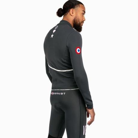 Modernist Thermal Long Sleeve Jersey Mens & Womens  / モダニストサーマルジャージ  長袖 男女兼用(VB-MOD-1310)