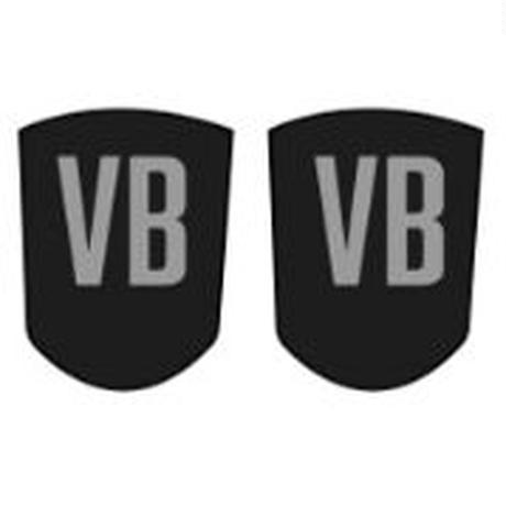 VB Toe Warmers BK/ VB トゥ ウォーマー男女兼用 黒   (VB-MR-ACCS-1298)