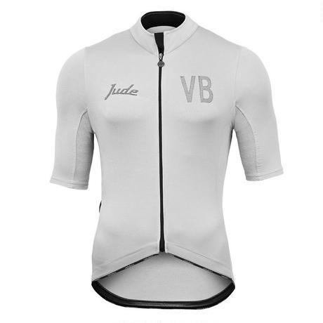 Jude Short Sleeve Jersey Silver Mens&Womens / ジュード 半袖ジャージ  シルバー メンズ&レディース VB-JJA,JJAW