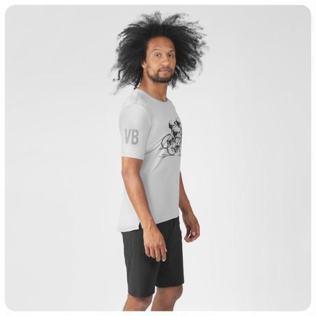 VB Group Cyclists T-Shirts Grey/ VB グループ サイクリストTシャツ  グレー
