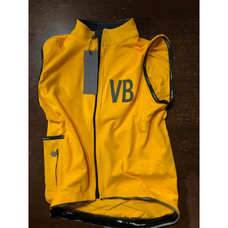 Verne Sleeveless Jersey Gold Limited Edition/ヴァーン ノースリーブジャージ-ゴールド(VB-VerneGL-GD)