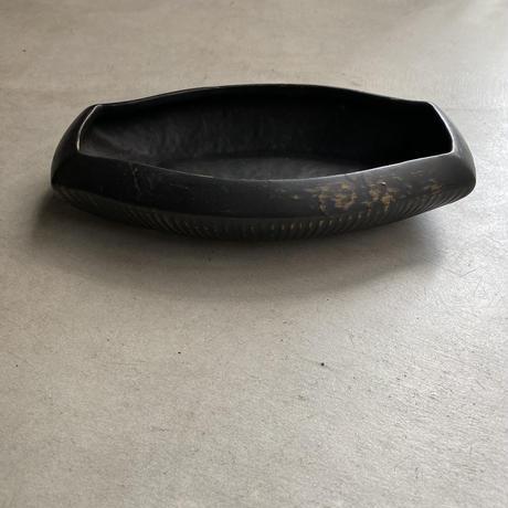 Black Dish(擦れ具合のカッコイイお皿)