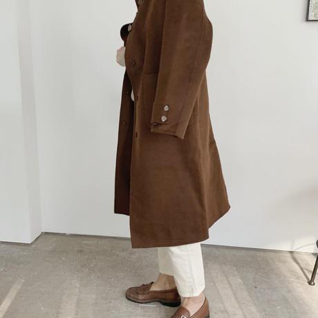 handmade coat[brown]