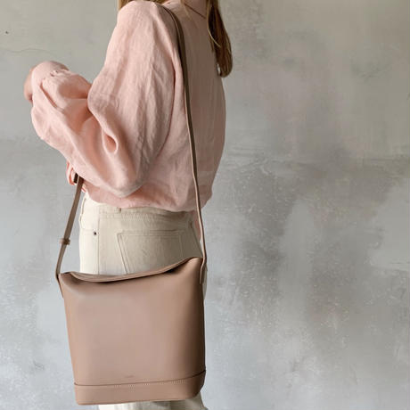 leather bread bag[beige]