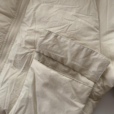 raccoon fur hoody down jacket[brown]