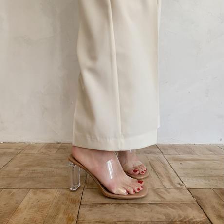 pail color slacks[cream]