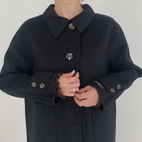 handmade coat[navy]