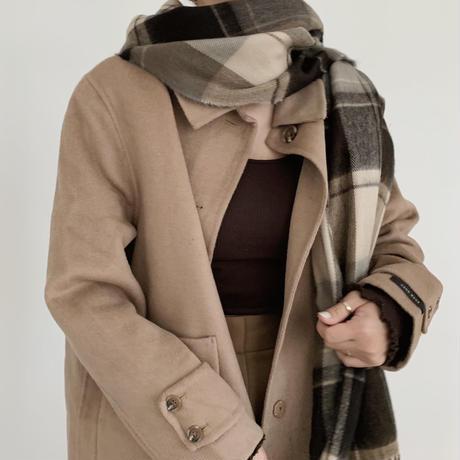 handmade coat[beige]