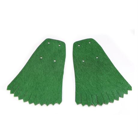 キルティタン Type:A 【毛付きグリーン(緑)】