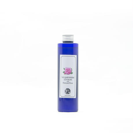 JAPONISM LOTION with Damask Rose(化粧水)