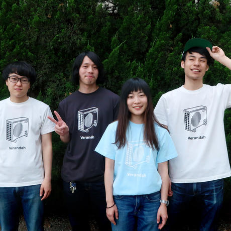 "【通販限定】T-shirts ""室外機"""