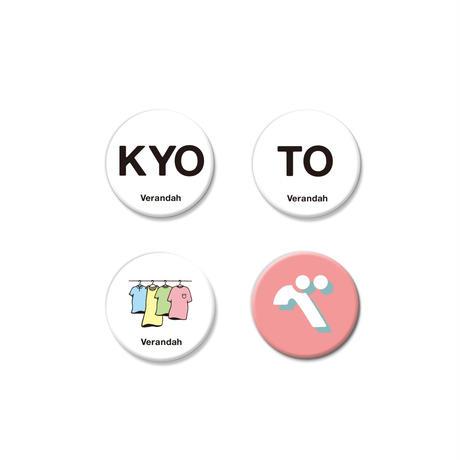 """Badges """"えらべる缶バッジ  -season 2-"""""""
