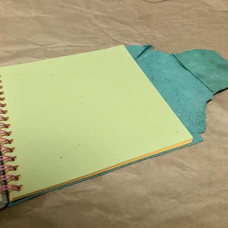 Waku☆ Waku dream future notebook