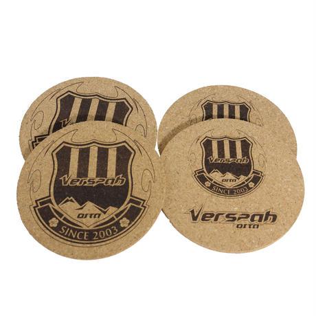 ヴェルスパ大分コルクコースター(4枚セット)