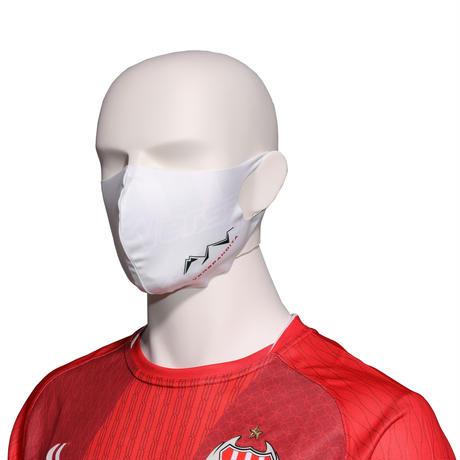 『さらっと優しい』快適素材の洗えるマスク(ホワイト)