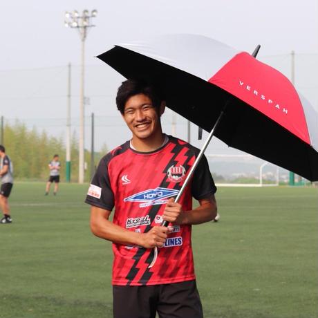 扇風機ファン付き日傘